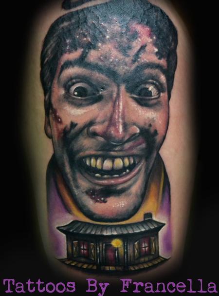 Tattoos - Evil Dead - 130603