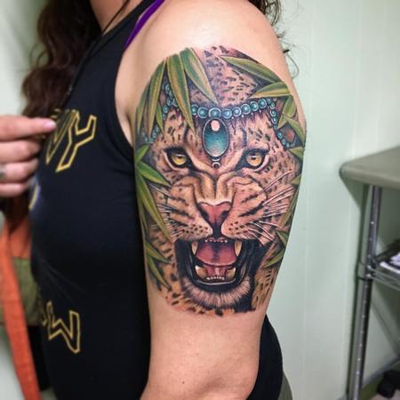 Tattoos - Jaguar  - 127042
