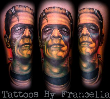 Frankenstein's Monster Design Thumbnail
