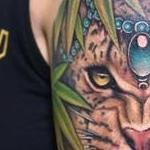 Jaguar  Tattoo Design Thumbnail