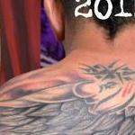 Giant Cover-Up Backpiece Tattoo Design Thumbnail
