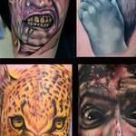 Francella Salgado Now Booking Tattoo Design Thumbnail