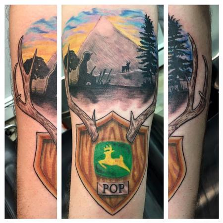 Tattoos - Memorial - 115303