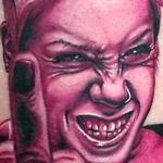 Tattoos - Pink Pink - 112371