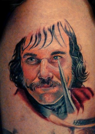 Henna Tatto on Daniel Day Lewis As Bill The Butcher From Scorsese S  Gangs Of New