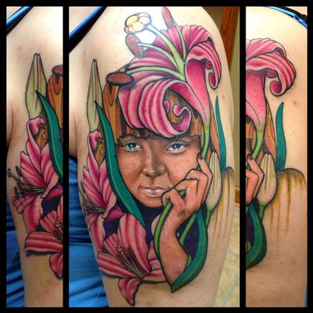 Tattoos - Mother Nature - 88890
