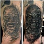 Tattoos - Creature of the Black Lagoon - 102028