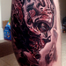 Tattoos - Biomech man - 70457