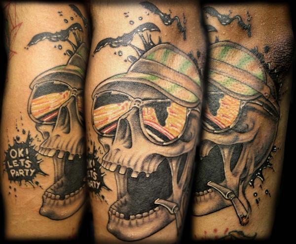 parties tattoo