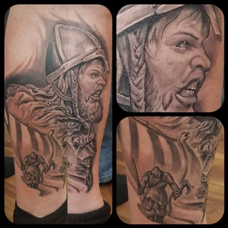 Tattoos - Viking - 133828