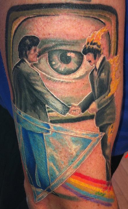 Tattoos - Pink Floyd 2 - 64576