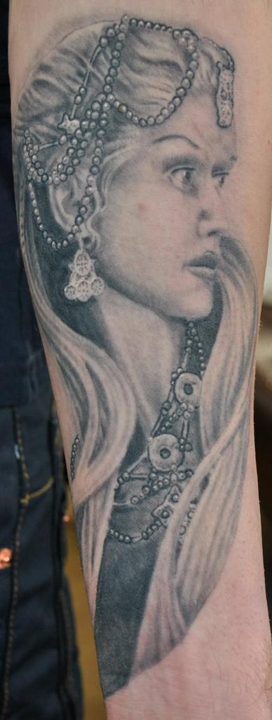 Tattoos - Children of Lir Witch - 61855
