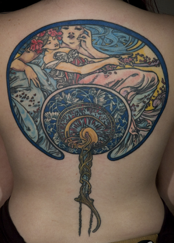 Ghostprint Gallery Tattoo : Tattoos : Thea Duskin ...