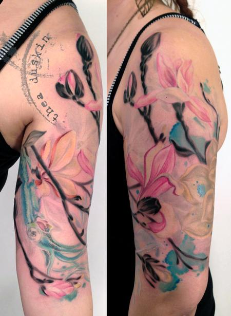 Tattoos - Squid Magnolia - 91464