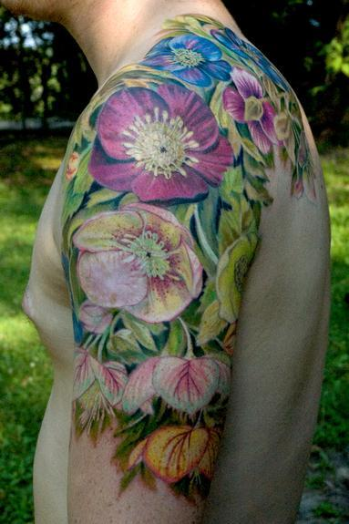 Tattoos - Lentin Rose - 54066