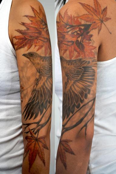 Tattoos - Mockingbird - 54068