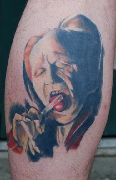 Paradise Tattoo Gathering 371x575 Bram Stokers Dracula By Shane