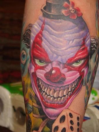 Daniel Evil Clown