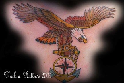 sailor jerry eagle chest tattoo  Tattoos > Page 749 >