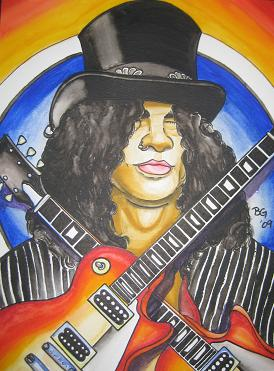 Slash by brian gallagher tattoonow for Living dead tattoo haverstraw ny