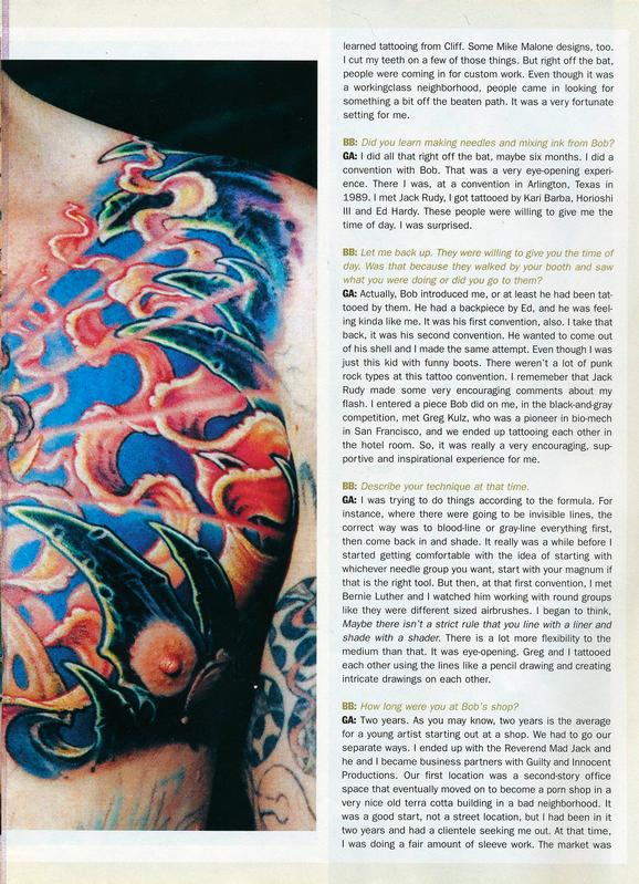 - Skin & Ink feature, 2006, Page 7