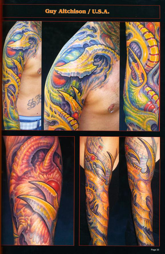 - Custom Tattooz Australia, 2008, Page 1