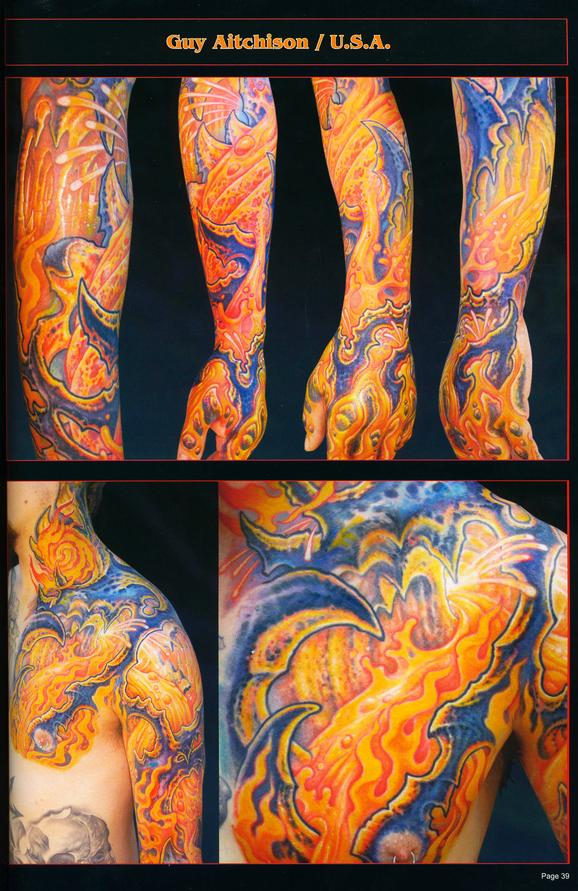 - Custom Tattooz Australia, 2008, Page 5