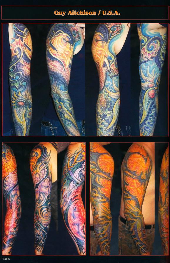 - Custom Tattooz Australia, 2008, Page 8