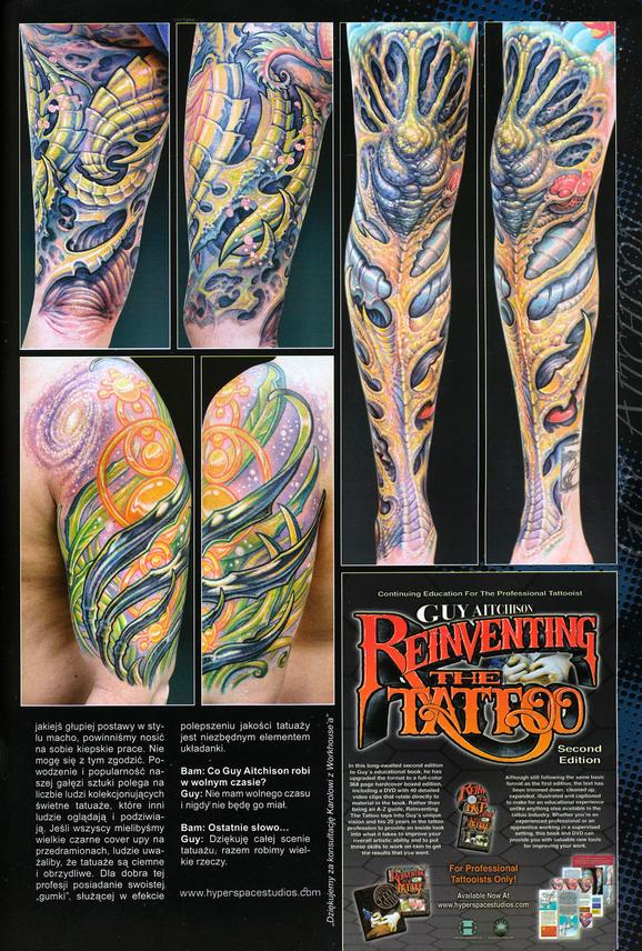 - Poland Tattoofest Magazine, 2009, Page 6