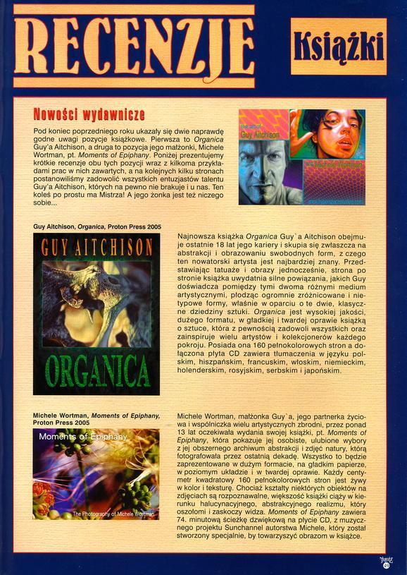 - Tatuaz feature, 2006, Page 1