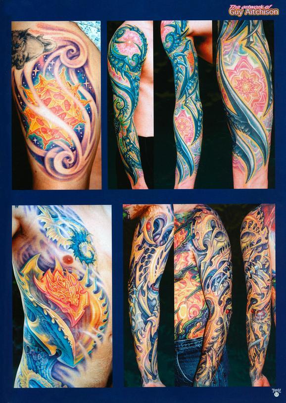 - Tatuaz feature, 2006, Page 7