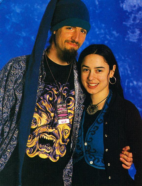 - Guy and Michele, Tattoo Magazine 1996