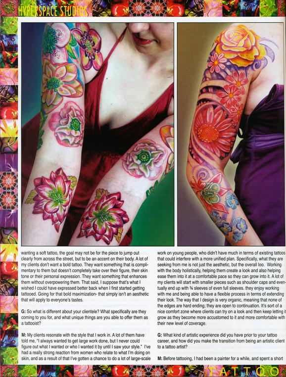 - Wortman - Tattoo Society Magazine, 2010, Page 4