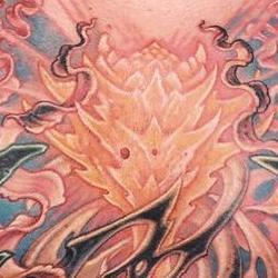 Tattoos - John, aqua bio - 72591