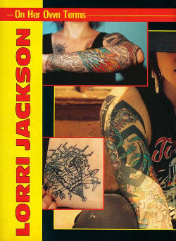 Tattoos - Tattoo Revue Magazine- Jackson Feature, 1990 - Page 1 - 71600
