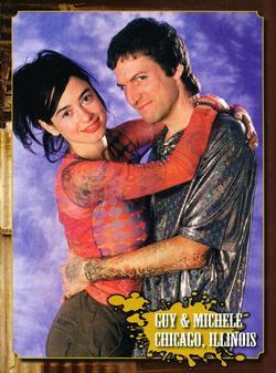 Tattoos - Aitchison/Wortman Portrait, Tattoo Magazine, 2000 - 72143