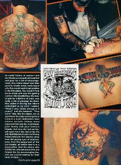 Tattoos - Tattoo Revue Magazine, 1990 - Page 5 - 71579