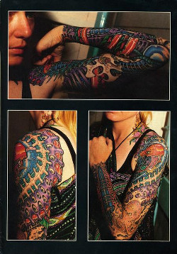 Tattoos - Progress Magazine, 1992 - Page 3 - 71611