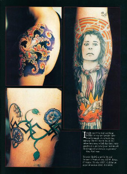 Tattoos - Tattoo Revue Magazine, 1992 - Page 5 - 71602