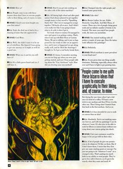 Tattoos - Savage Feature, 1994, Page 3 - 72098