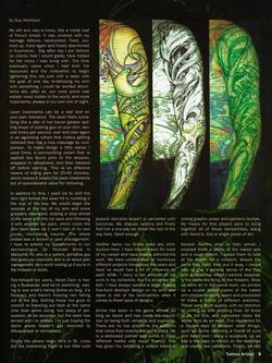 Tattoos - Tattoo Artist Mag feature, 2003, Page 4 - 72186
