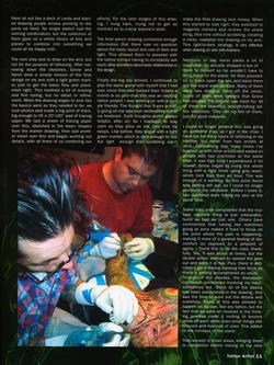 Tattoos - Tattoo Artist Mag feature, 2003, Page 6 - 72183