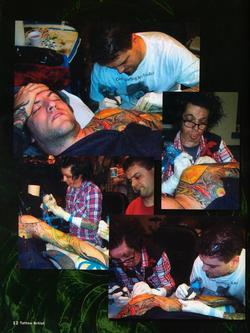 Tattoos - Tattoo Artist Mag feature, 2003, Page 7 - 72182