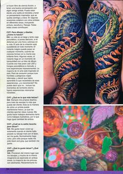 Tattoos - Argentina Feature, 2005, Page 3 - 72209