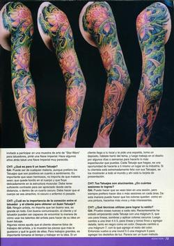 Tattoos - Argentina Feature, 2005, Page 4 - 72207