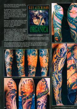 Tattoos - Scandinavian article, 2006, Page 3 - 72265