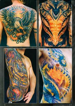 Tattoos - Scandinavian article, 2006, Page 5 - 72263