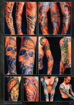 Tattoos - Scandinavian article, 2006, Page 8 - 72260