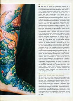 Tattoos - Skin & Ink feature, 2006, Page 11 - 72249