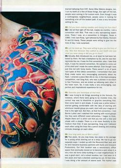 Tattoo-Books - Skin & Ink feature, 2006, Page 7 - 72253